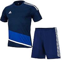 Футбольная форма для команд Adidas Regy 16 темно-синяя AJ5843-AP0552 e3a79d79969