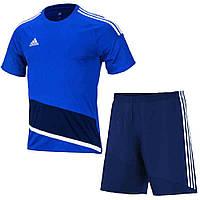 Футбольная форма для команд Adidas Regy 16 синяя AJ5845-AP0552