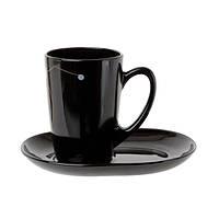 Чайный сервиз Sequins Black LUMINARC E8065
