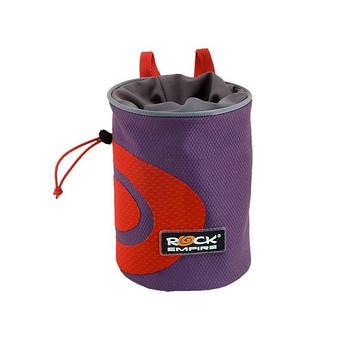 Мішечок для магнезії Rock Empire Spiral 2 dark purple