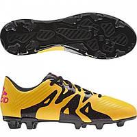 Футбольные бутсы детские Adidas X 15.3 FG/AG J S74637