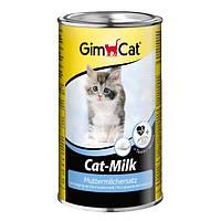 GimCat Cat-Milk заменитель материнского молока (сухое молоко) с таурином для котят, 200г