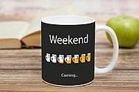 Чашка Неделька