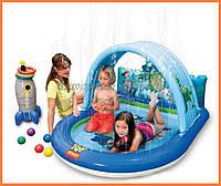 Детский надувной центр Intex 57127 «Toy Story»