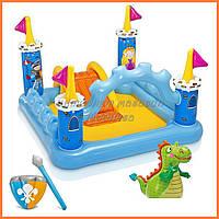 Детский надувной центр Intex 57138 «Фэнтези Замок»