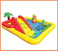 Детский надувной центр Intex 57454 «Аквапарк»