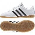 Детская футбольная обувь для зала Adidas 11QUESTRA IN J  UK-2,5 / Укр-35 / EU-35 / 21,2 см