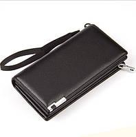 Клатч портмоне мужской Baellerry PA404Bl черный