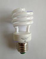 Энергосберегающая лампа 220V, 15W, E27, 4000K