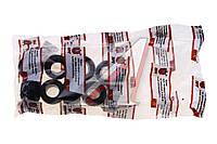 Втулка амортизатора Газель нов.обр., ВАЗ 2101-07 (задн.) №11Р (компл.8шт) (пр-во БРТ,Россия)