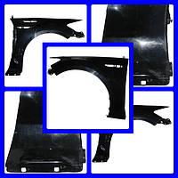 Крыло переднее левое Ford Mondeo 07-13 БУ 1488511 | Разборка FORD MONDEO