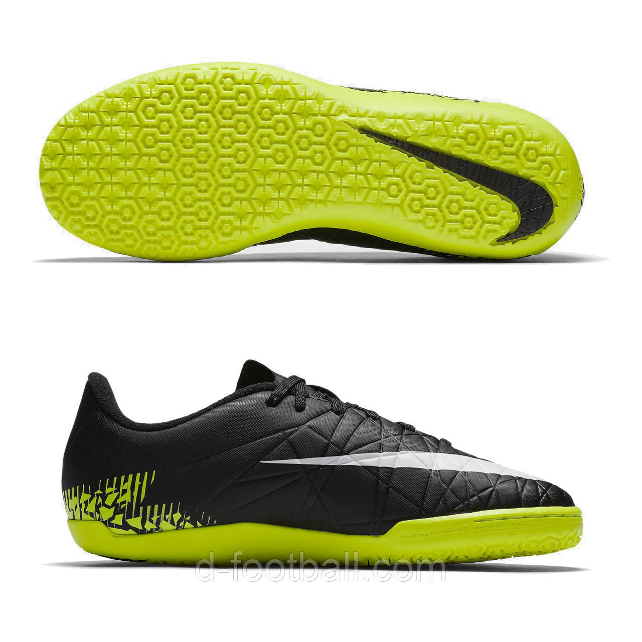 Детские футзалки Nike HypervenomX Phelon II IC JR 749920-017 35 -  Интернет-магазин 2897d03f411
