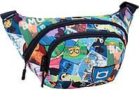 Сумка на пояс Kite AT17-1007-1 Adventure Time