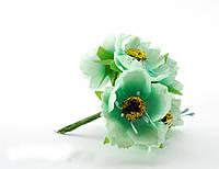 Мак дикий искусственные цветы