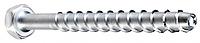 Винт 10х120 по бетону цб 6гр/гл
