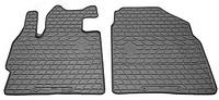 Резиновые передние коврики для Mazda CX-7 2006-2012 (STINGRAY)