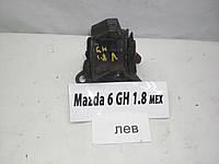 Б.У. Опора двигателя левая MAZDA 6 GH 2008-2012 Б/У
