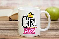 Чашка для начальницы