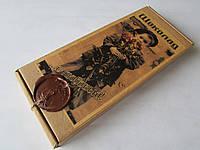 """Шоколад """"С любовью"""" тёмный с арахисом 150 гр"""