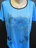 Трикотажные футболки оптом со склада., фото 2