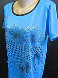 Трикотажные футболки оптом со склада., фото 3