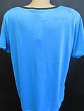 Трикотажные футболки оптом со склада., фото 5