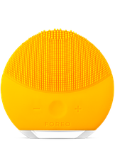 Foreo LUNA mini™ 2  щетка для чистки лица созданная для вашего типа кожи SUNFLOWER YELLOW