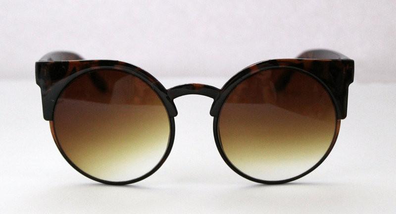 Круглые мужские солнцезащитные очки