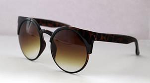 Круглые мужские солнцезащитные очки, фото 2