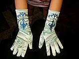 Перчатки праздничные для девочки, фото 4