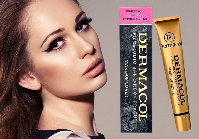 """Тональный крем DERMACOL Make-Up Cover, 208 - Интернет-магазин """"Pippin"""" в Львове"""