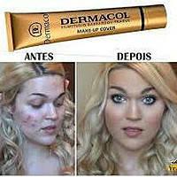 Тональный крем DERMACOL Make-Up Cover, 207 Оригинал Чехия, фото 3