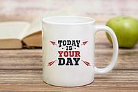 Чашка Удачного дня