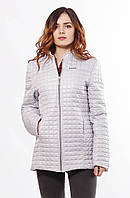 Стильная куртка Саша 2-К  сталь 44-68 размеры
