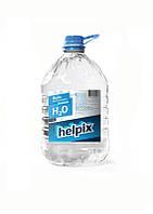 Вода дистиллированная Helpix 5 л