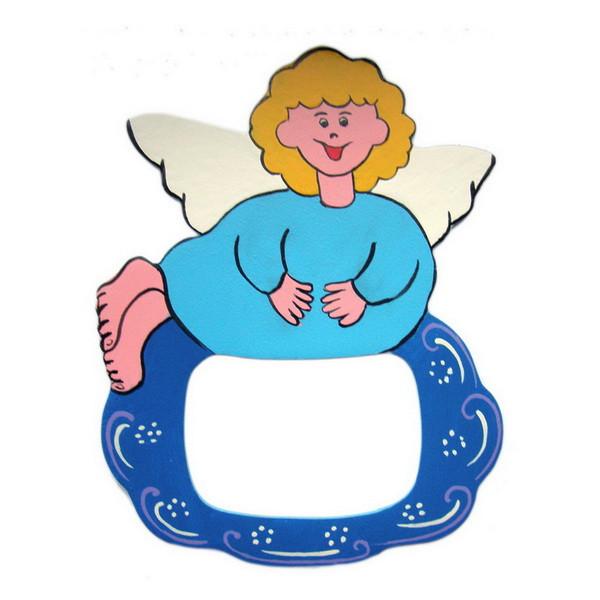 Детская фоторамка «Ангел», Funny Animals