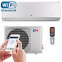 Инверторный кондиционер Cooper&Hunter CH-S24FTXE WiFi, фото 2
