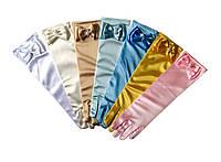 Перчатки праздничные для девочки