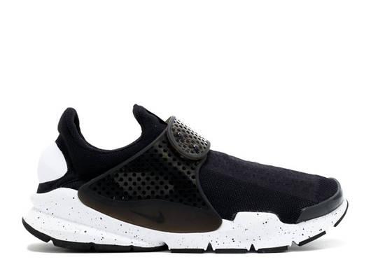 Кроссовки Мужские Nike Sock Dart SE Black