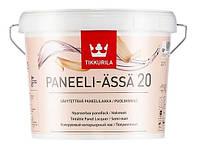Paneeli-assa 20  лак для стен и потолков  2,7 л