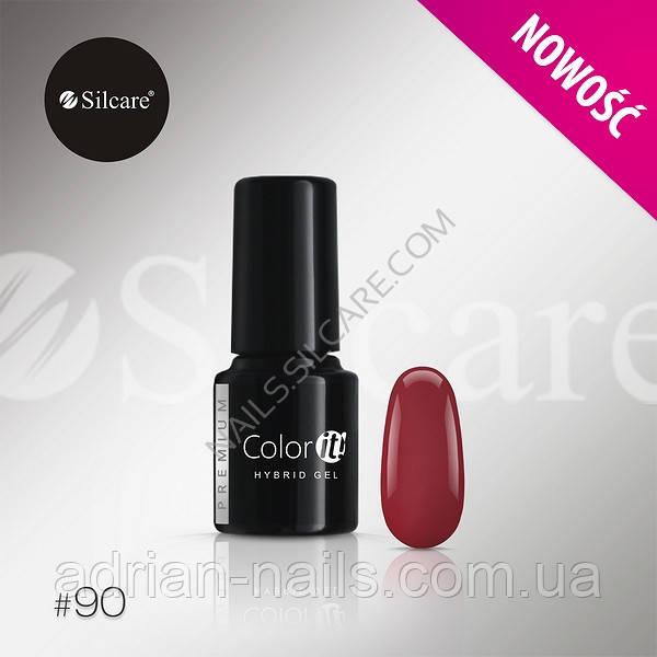 Гель-лак Color it Premium № 90