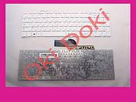 Клавиатура для ноутбука Samsung NP355E5C-S03RU белая