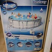 Каркасный бассейн Бествей 56452