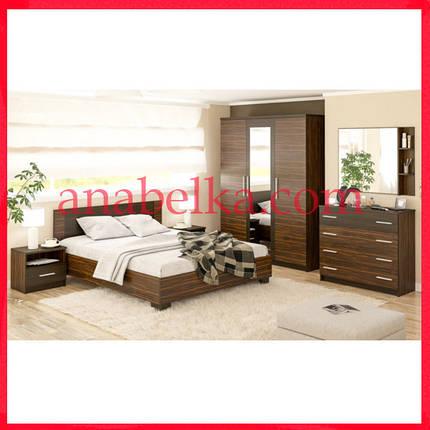Спальня  Вероника  (Мебель Сервис), фото 2