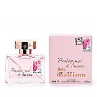 John Galliano Parlez-Moi d'Amour Eau de Parfum парфюмированная вода женская 30 ml