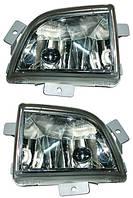 Противотуманная фара для Chevrolet Aveo '05-06 SDN/HB левая (DEPO)