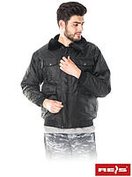 Куртка с водоотталкивающей пропиткой утеплённая рабочая Reis Польша (одежда зимняя защитная рабочая) BOMBER B