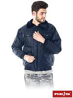 Куртка с водоотталкивающей пропиткой зимняя защитная рабочая Reis Польша (утепленная спецодежда) BOMBER G