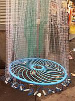 Парашют, накидка рыболовная из лески с фрисби