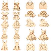 Заготовки для декорирования Женская одежда